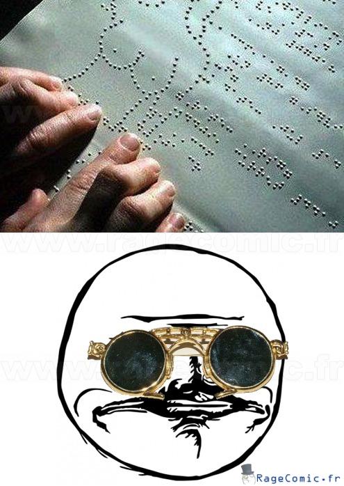 Porno pour aveugle