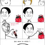 Coca surprise !