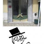 Like a door