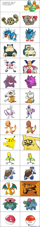 Mèmes Pokémon