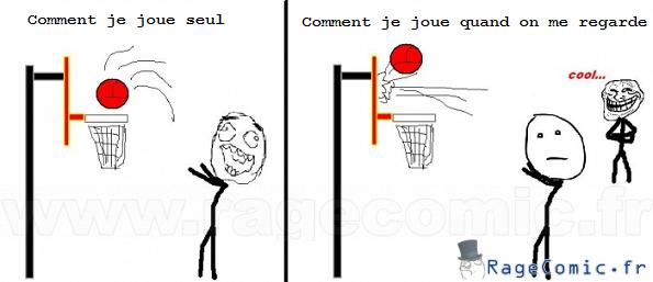 Pro du basket