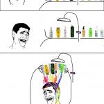 Que choisir sous la douche
