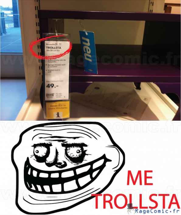 Troll by Ikea