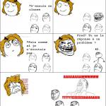 Troll de prof