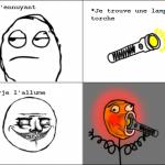 Je suis une lampe