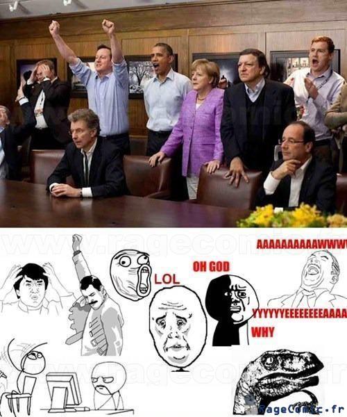Memes G8