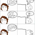 Chantage de maman
