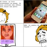 iPhone Rage