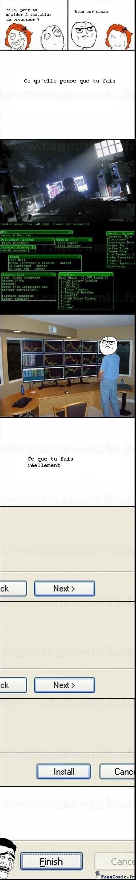 Pro en informatique