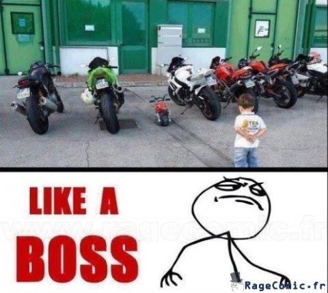 Gamin like a boss