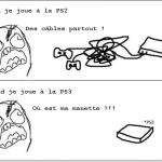 Problèmes des consoles