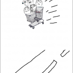 Conneries en caddie