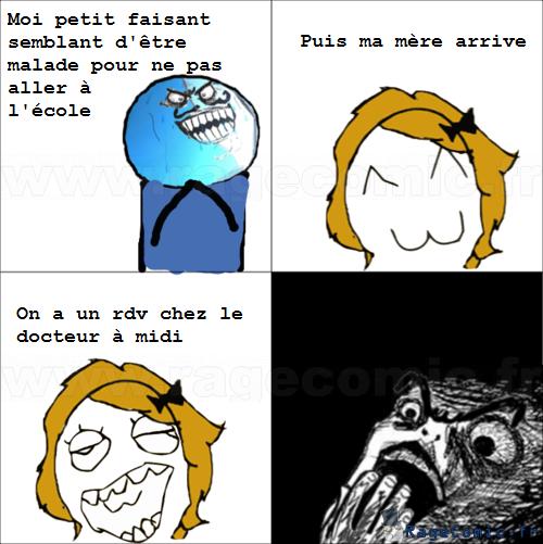 Faux malade