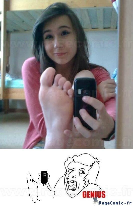 Genius des pieds