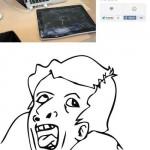iPad balance