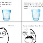 Ce verre d'eau