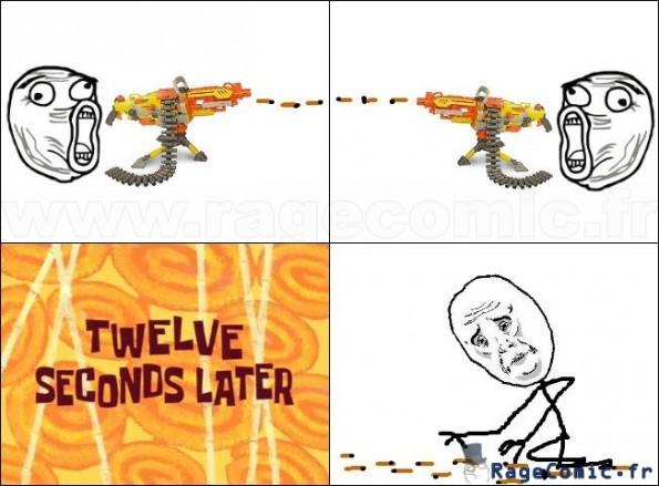 J'aime les pistolets Nerf mais...