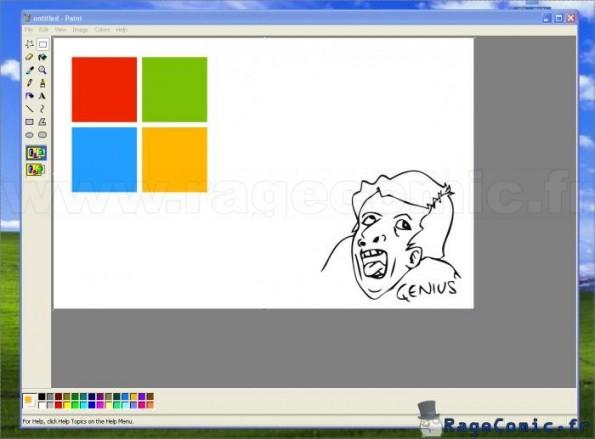 Nouveau logo Microsoft