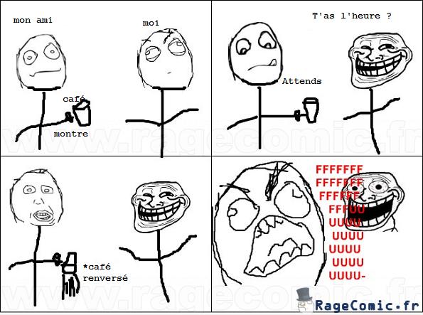 Rage café