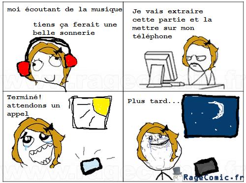 Sonnerie de téléphone