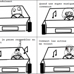 Chanter au volant