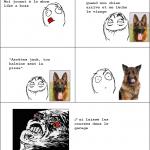 Haleine de chien