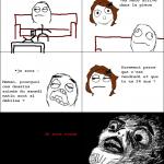 Rien à la télé