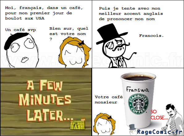 Café de Francois
