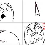 Compas rage