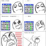 Au bingo