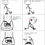 Les langettes de chaussure
