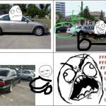 Rage parking