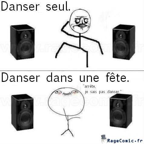 Quand tu danses