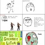 Ce que vous ferez pendant la prochaine apocalypse de zombies