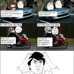 En voiture / En moto