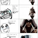 Blague Ezio