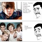 Justin Bieber a pondu des oeufs!