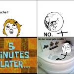 Le paradoxe de la douche