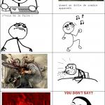 Logique Resident Evil