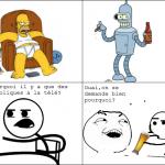 L'alcool à la télé