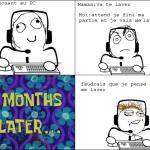Les jeux video ont changé ma vie