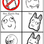 Hey Plastik Bag
