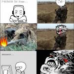 Une partie sur Battlefield 3