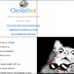 Cleverbot WTF??