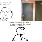 Toilettes du resto