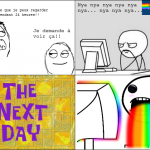 nyan forever