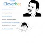 Robot très con