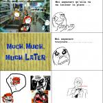 Les courses