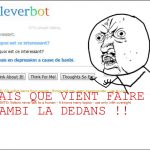 Cleverbot n'aime pas bambi