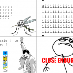 Mousquito !